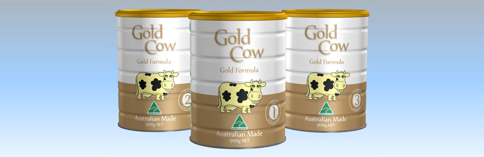 Gold Cow Infant Formula