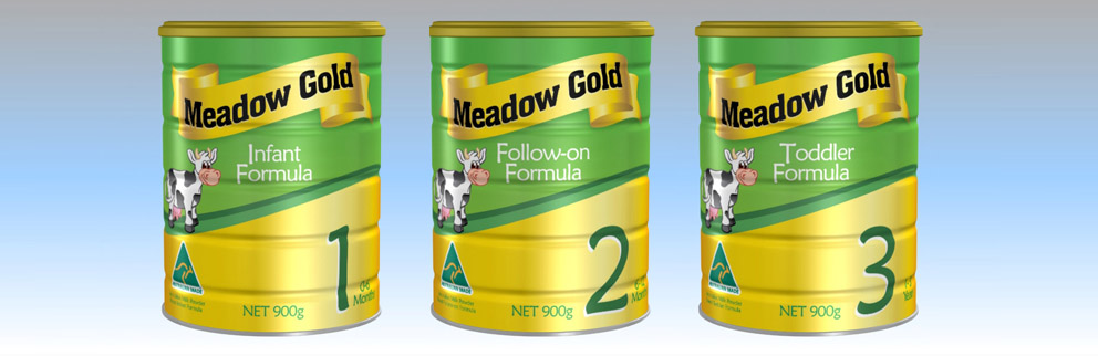 Meadow Gold Infant Formula